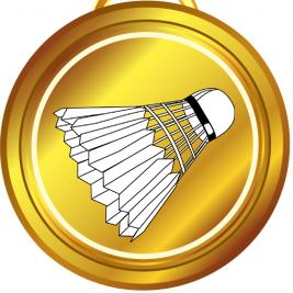 Zlatna kviz medalja Icon
