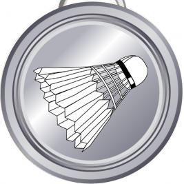 Srebrna kviz medalja Icon